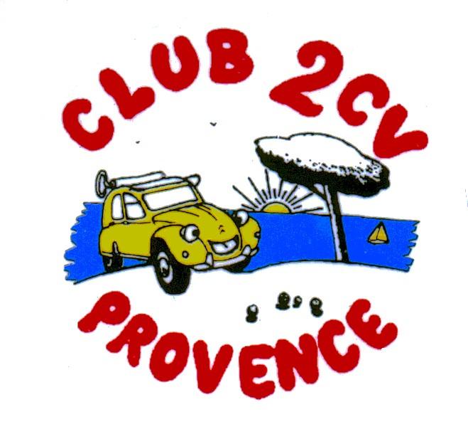 logo club 2cv